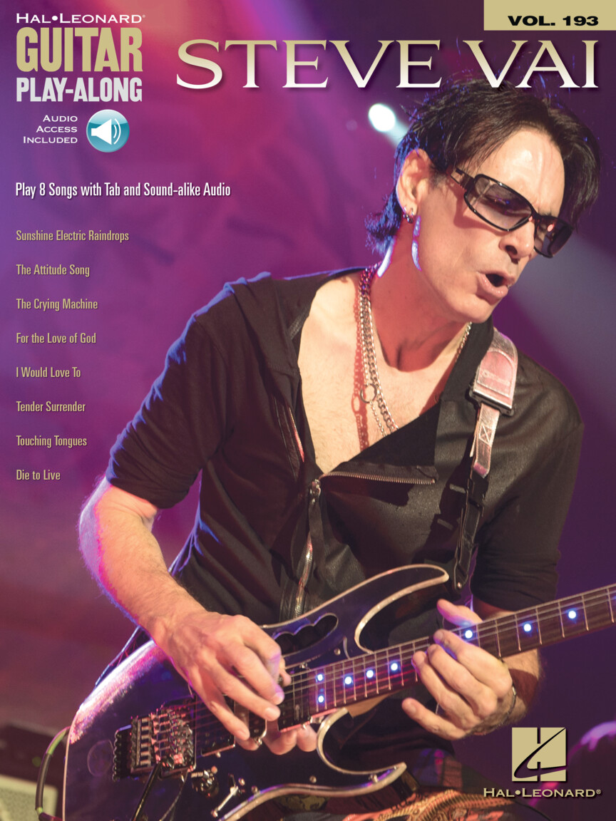 Product Cover for Steve Vai