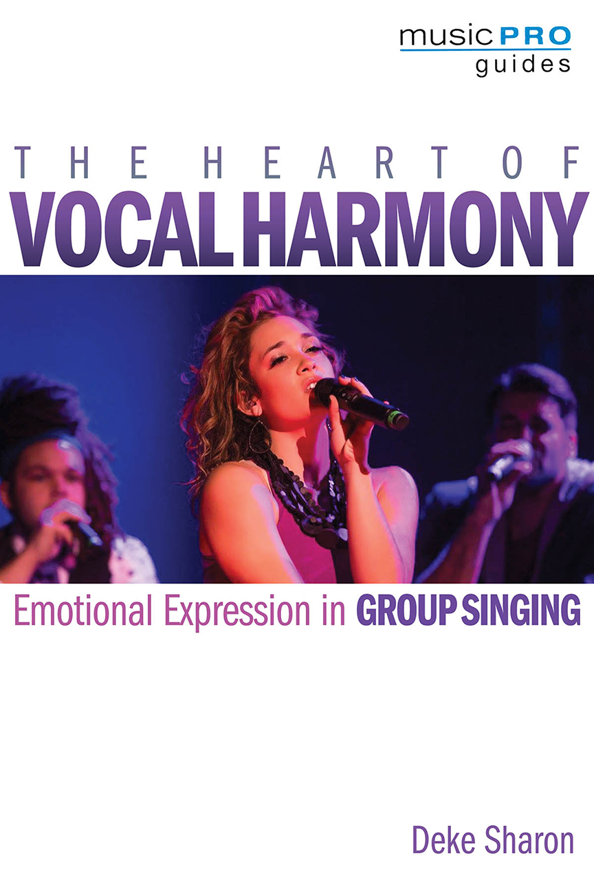 Product Cover for The Heart of Vocal Harmony