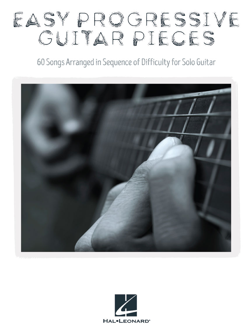 Product Cover for Easy Progressive Guitar Pieces