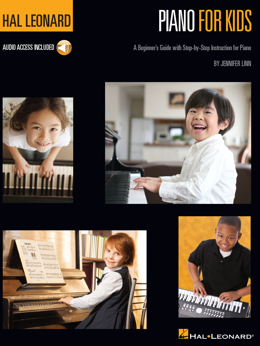 Product Cover for Hal Leonard Piano for Kids