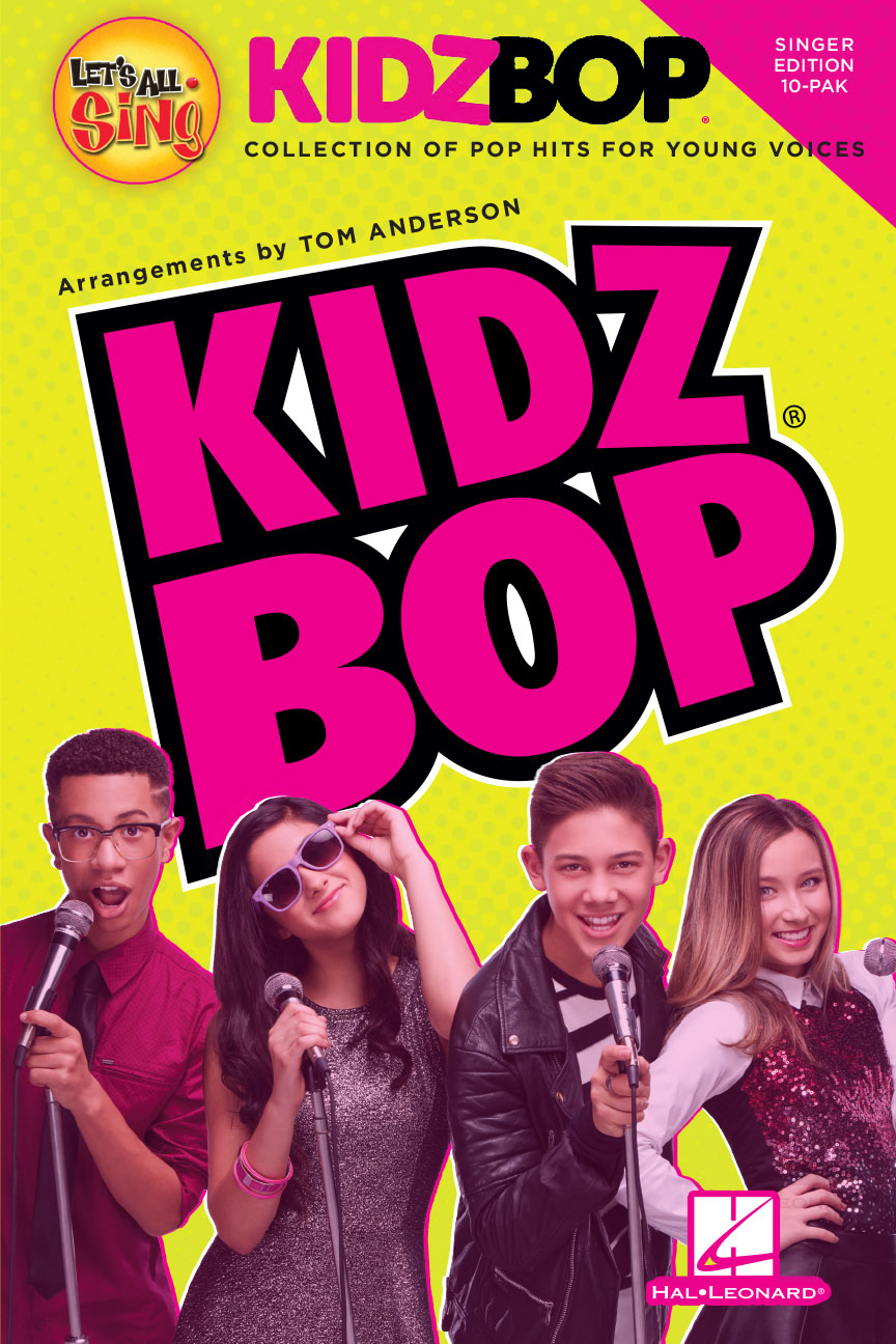 Product Cover for Let's All Sing KIDZ BOP