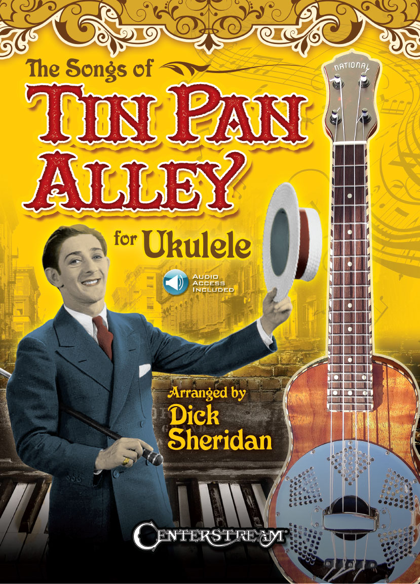 Product Cover for The Songs of Tin Pan Alley for Ukulele