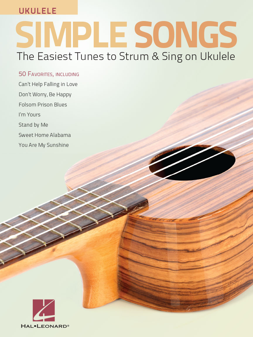 Product Cover for Simple Songs for Ukulele