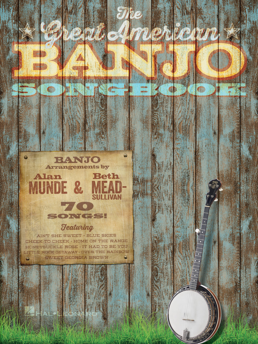 Product Cover for The Great American Banjo Songbook