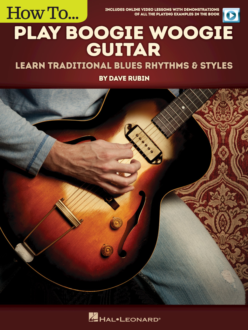 Product Cover for How to Play Boogie Woogie Guitar