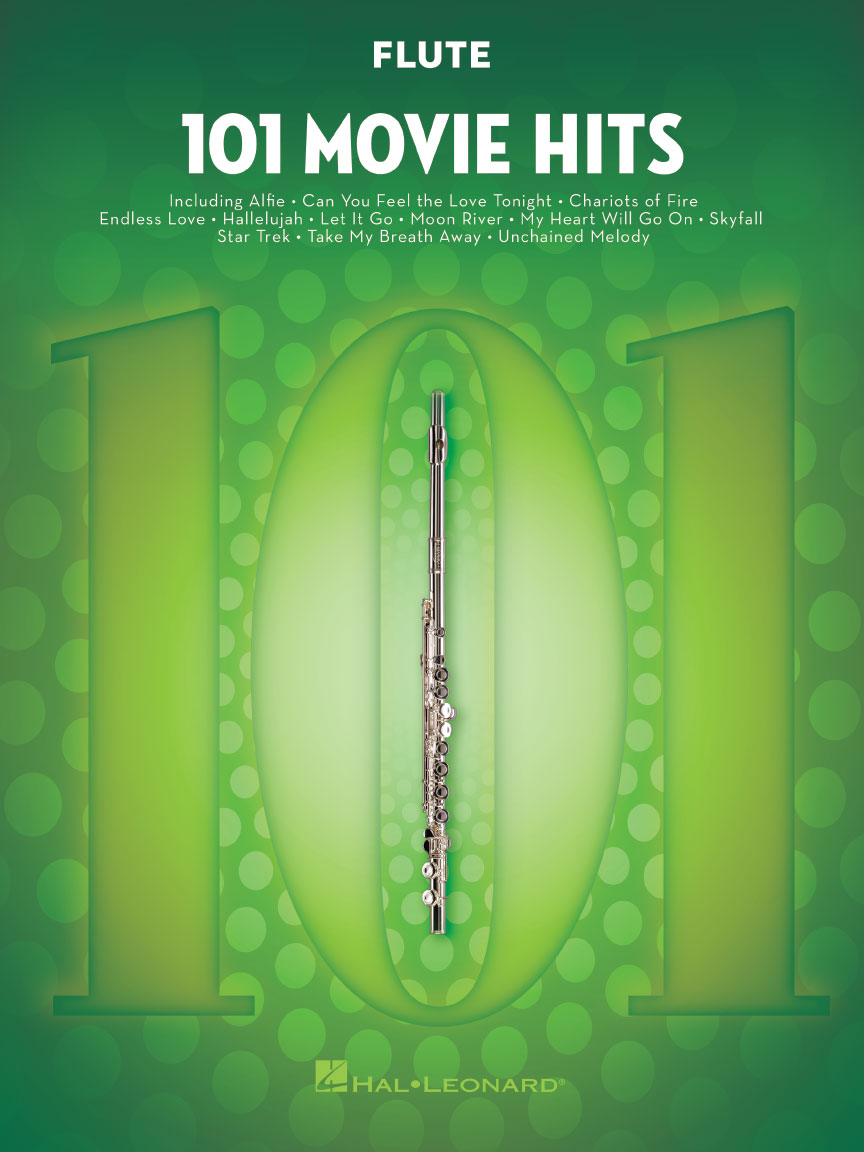 Product Cover for 101 Movie Hits for Flute