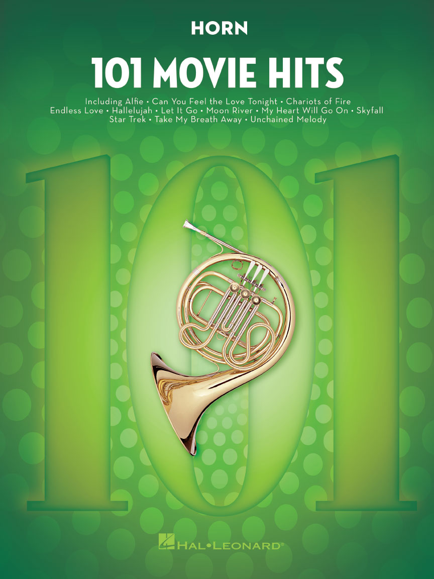 Product Cover for 101 Movie Hits for Horn