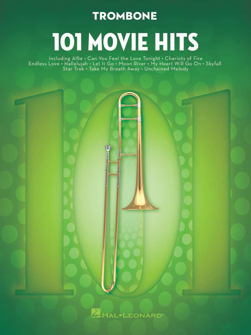Product Cover for 101 Movie Hits for Trombone