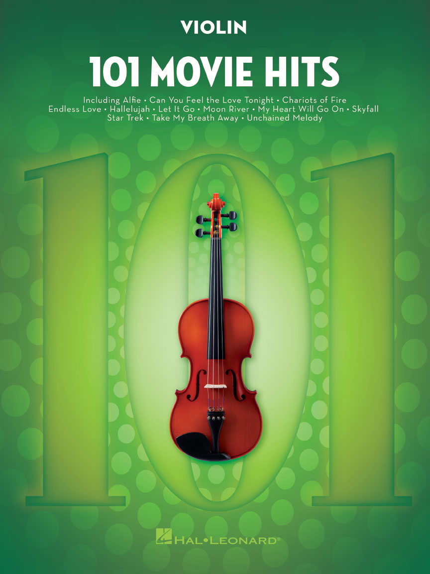 Product Cover for 101 Movie Hits for Violin