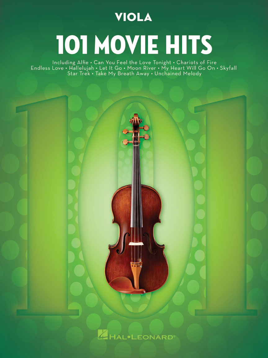 Product Cover for 101 Movie Hits for Viola