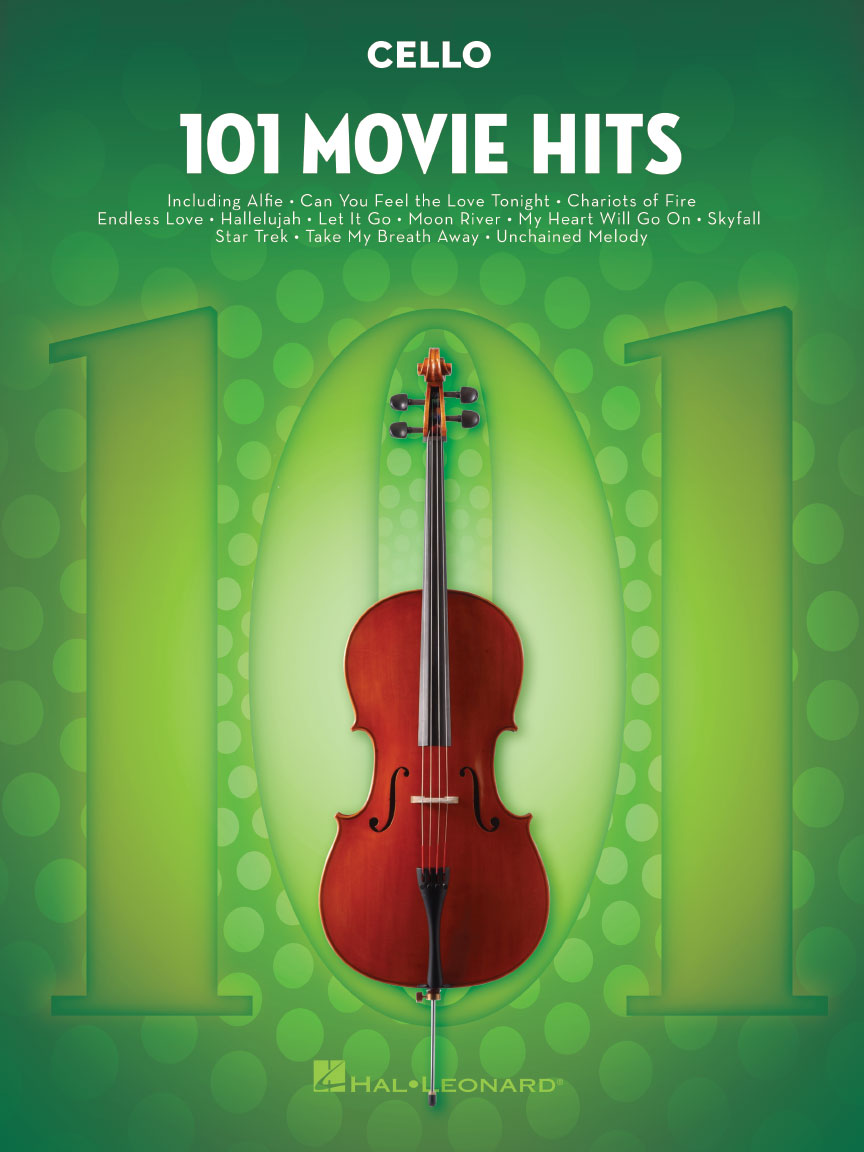 Product Cover for 101 Movie Hits for Cello