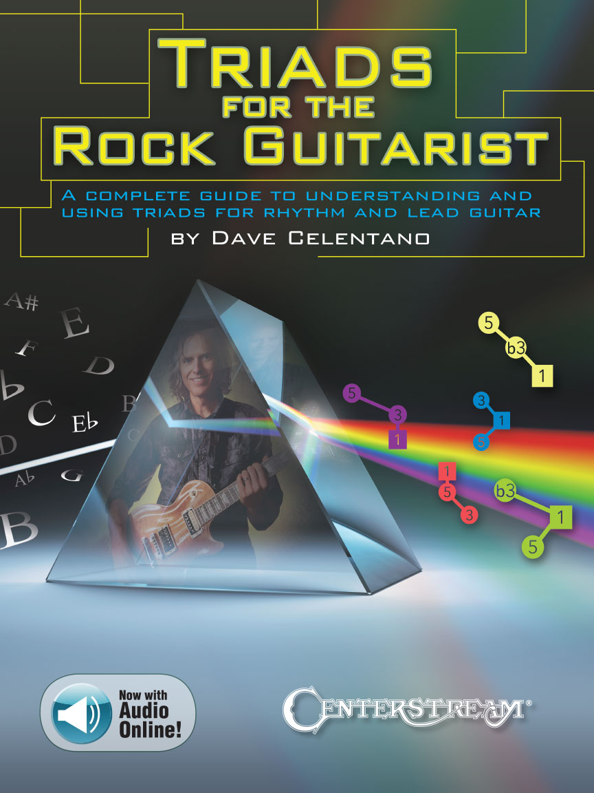 Product Cover for Triads for the Rock Guitarist