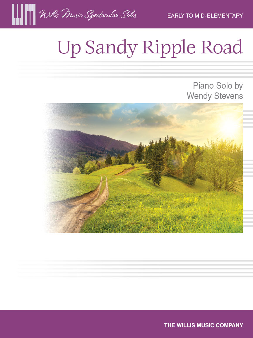 Product Cover for Up Sandy Ripple Road