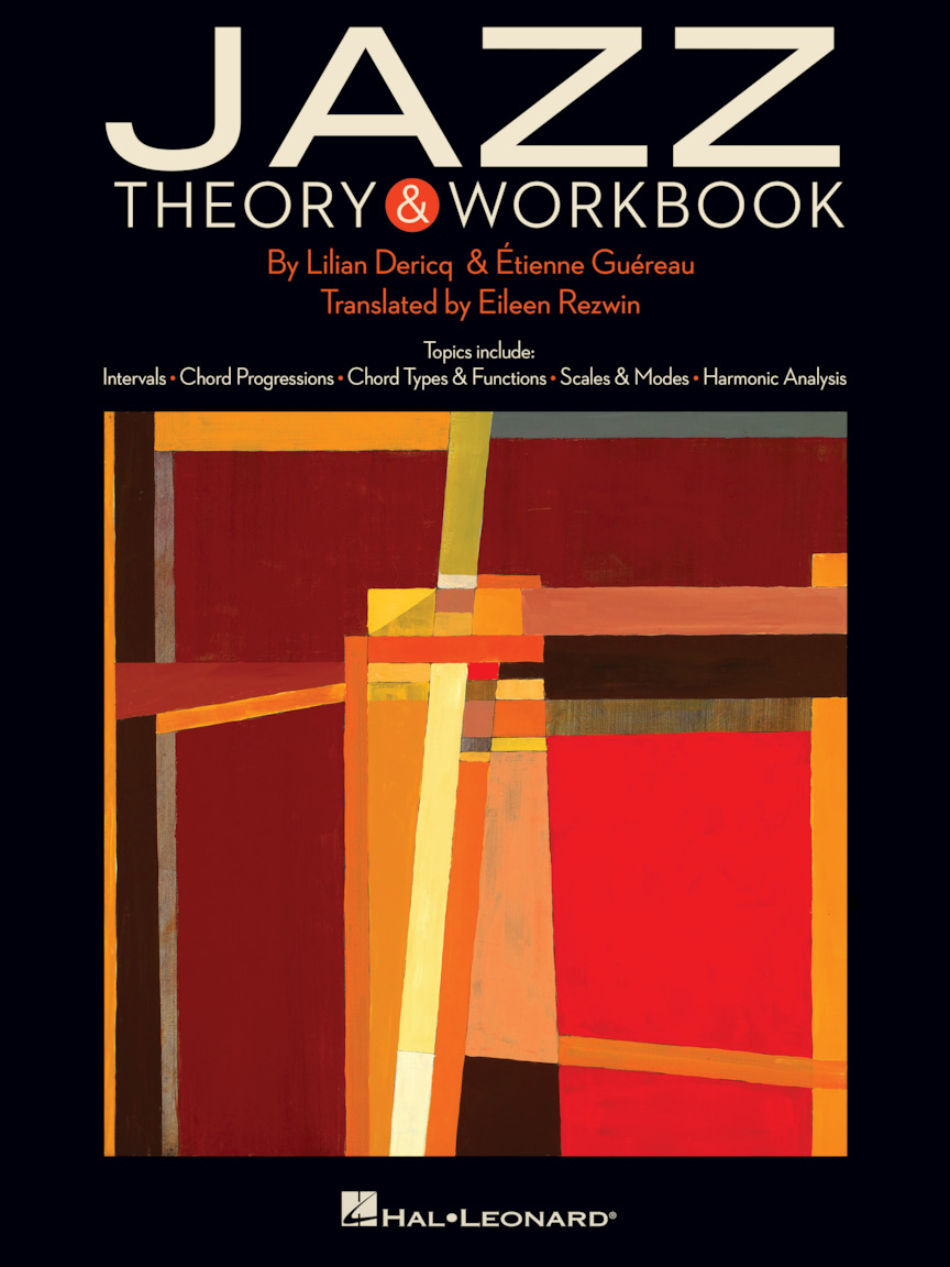 Product Cover for Jazz Theory & Workbook