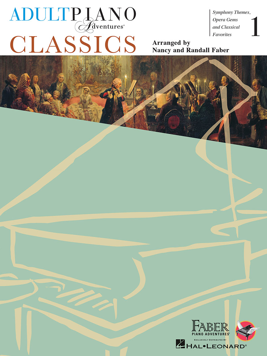 Product Cover for Adult Piano Adventures – Classics, Book 1