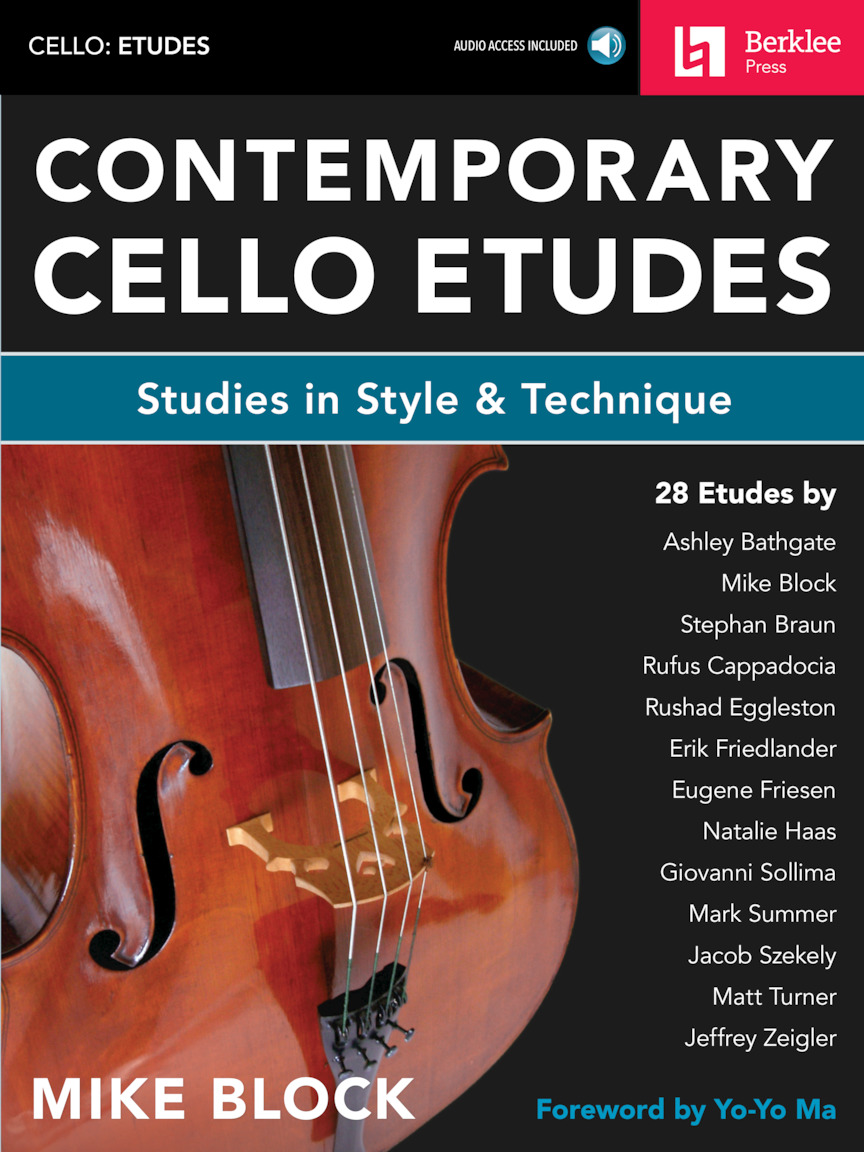 Product Cover for Contemporary Cello Etudes