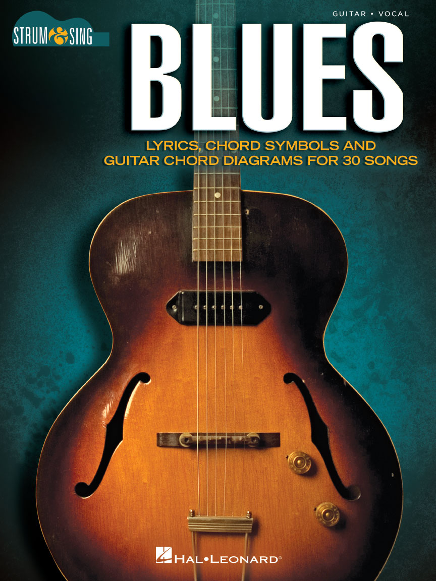 Product Cover for Blues – Strum & Sing Guitar