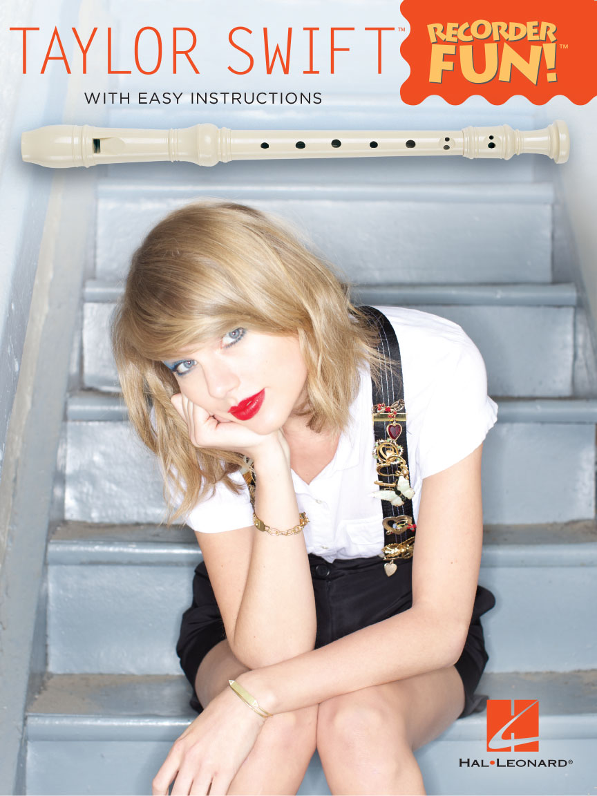 Product Cover for Taylor Swift – Recorder Fun!