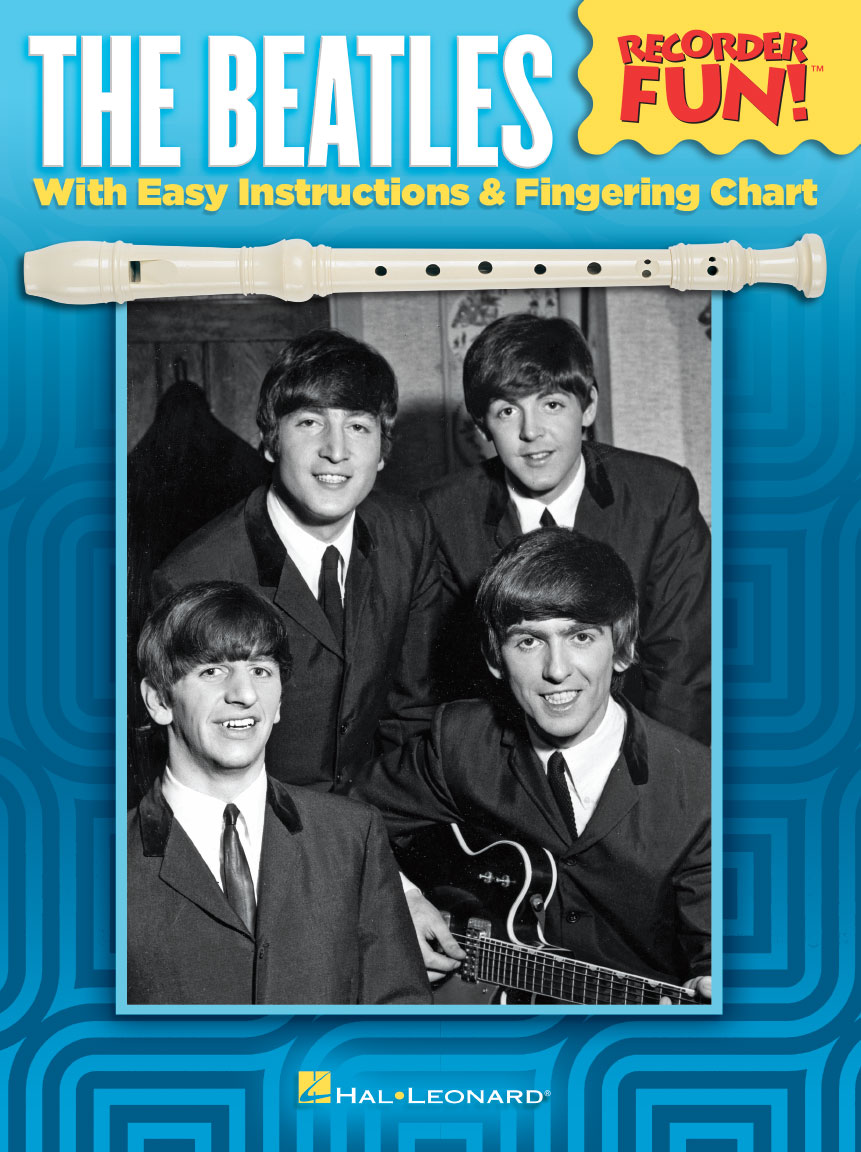 Product Cover for The Beatles – Recorder Fun!