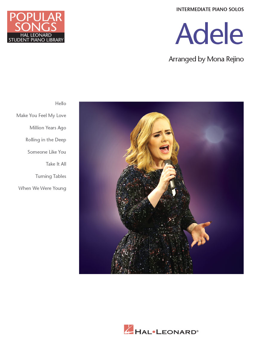 Product Cover for Adele – Popular Songs Series
