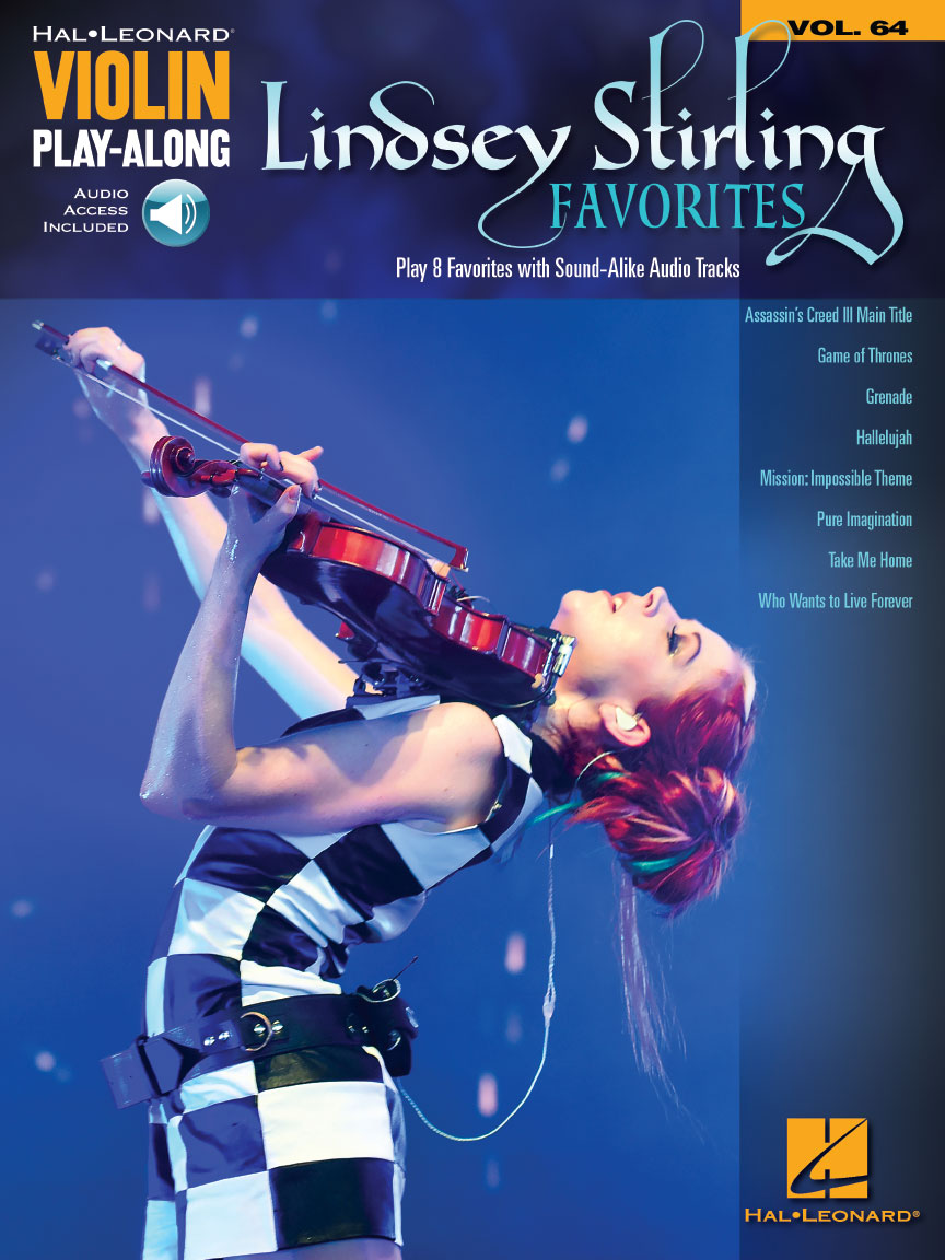 Product Cover for Lindsey Stirling Favorites