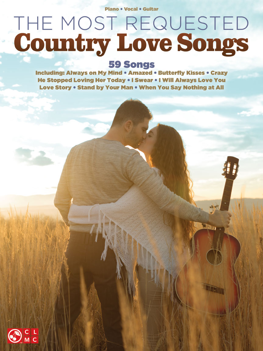 Product Cover for The Most Requested Country Love Songs