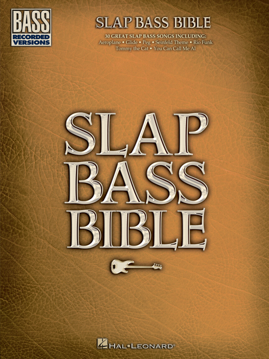 Product Cover for Slap Bass Bible