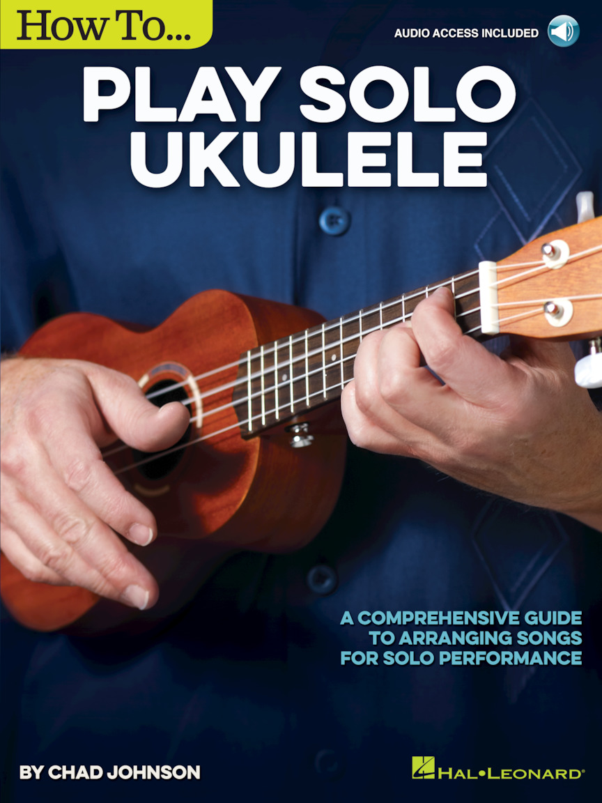 Product Cover for How to Play Solo Ukulele