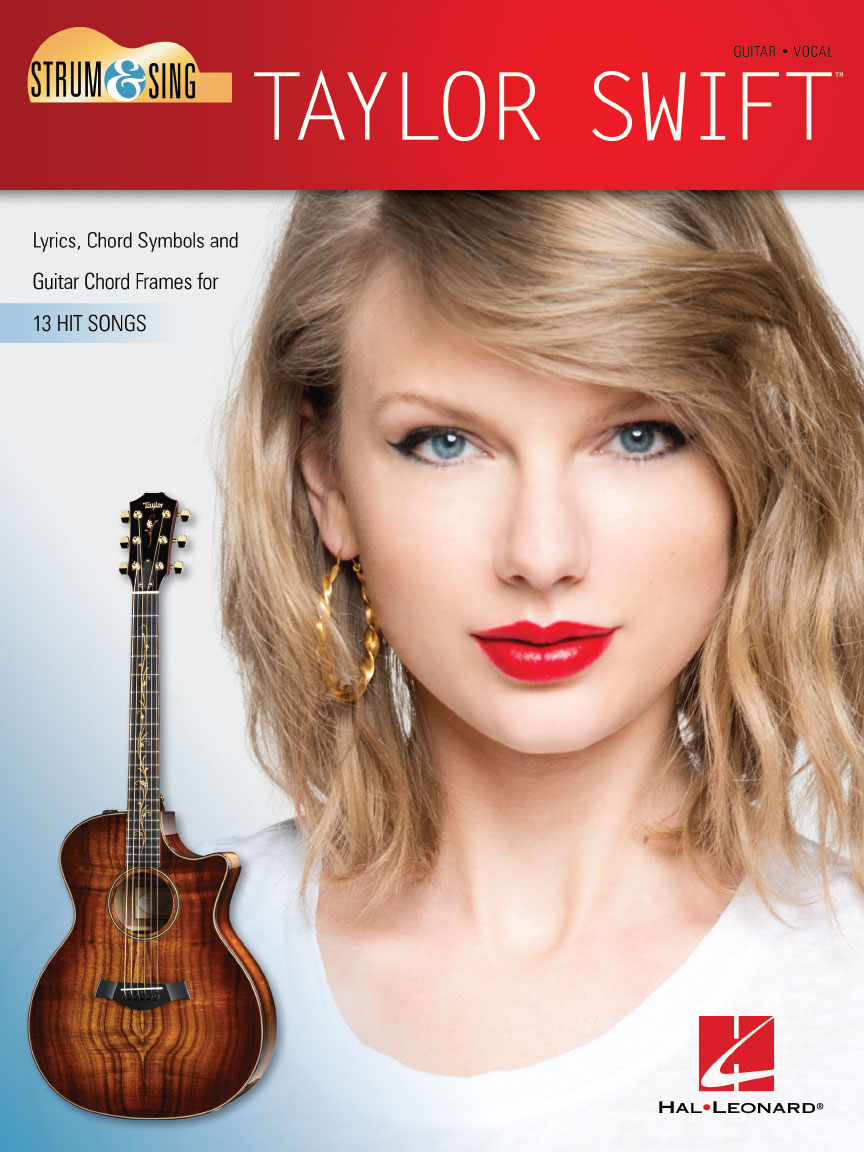 Product Cover for Taylor Swift – Strum & Sing Guitar