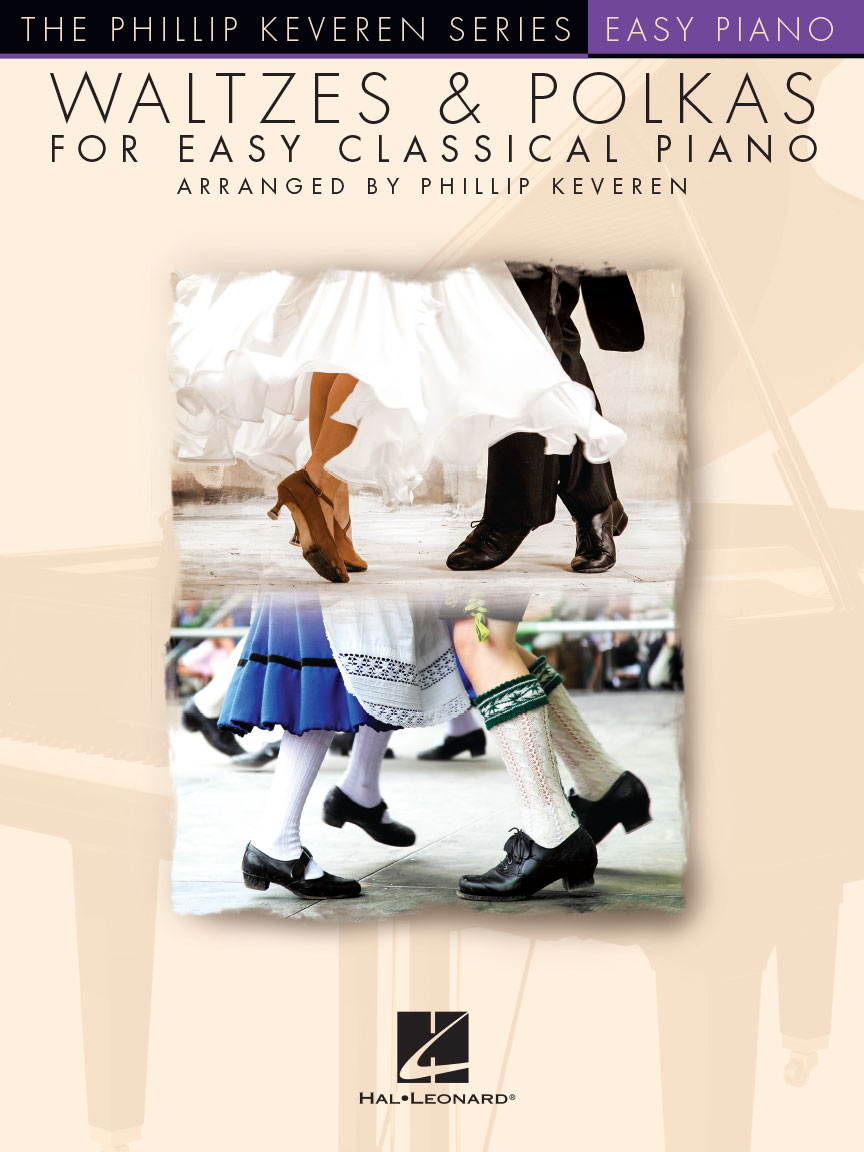 Product Cover for Waltzes & Polkas for Easy Classical Piano