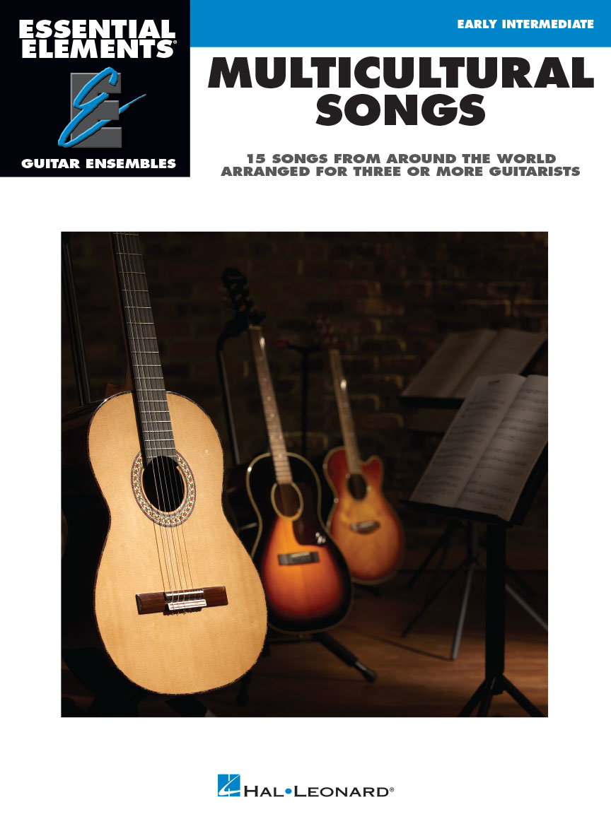 Product Cover for Multicultural Songs