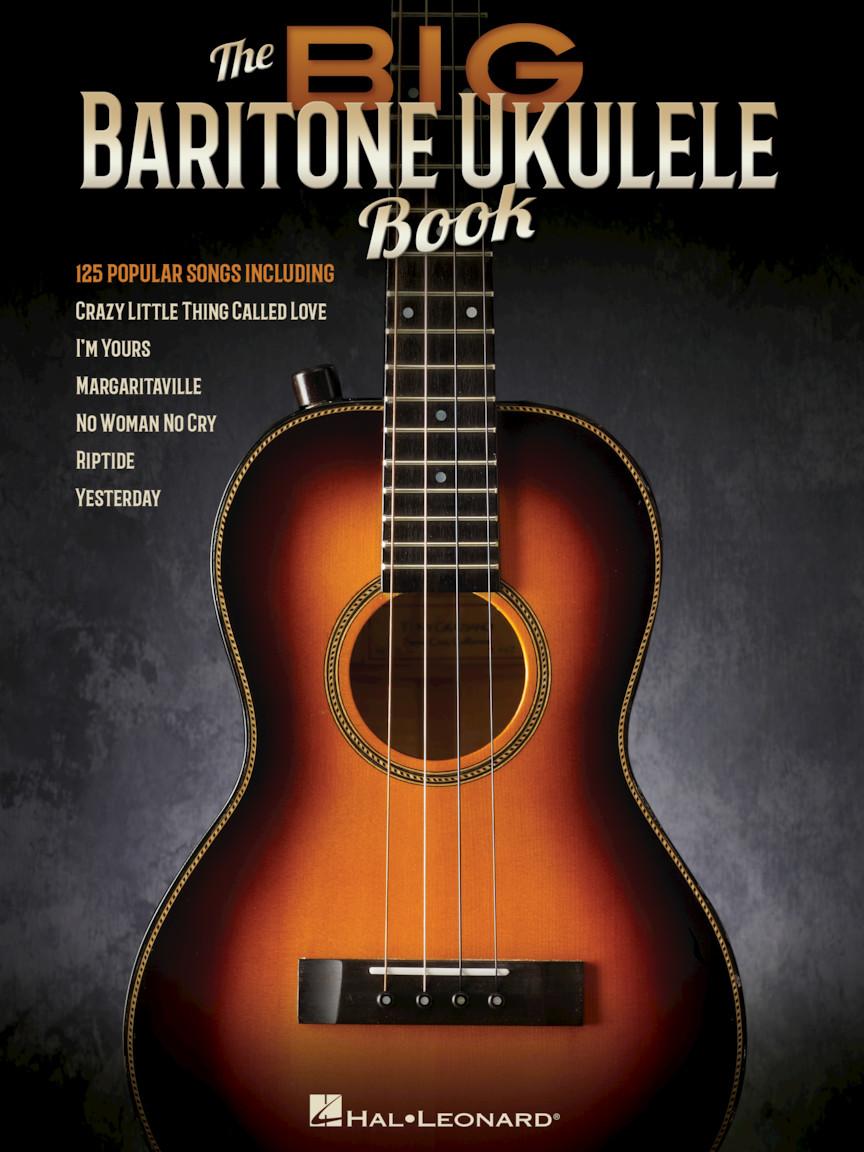 Product Cover for The Big Baritone Ukulele Book