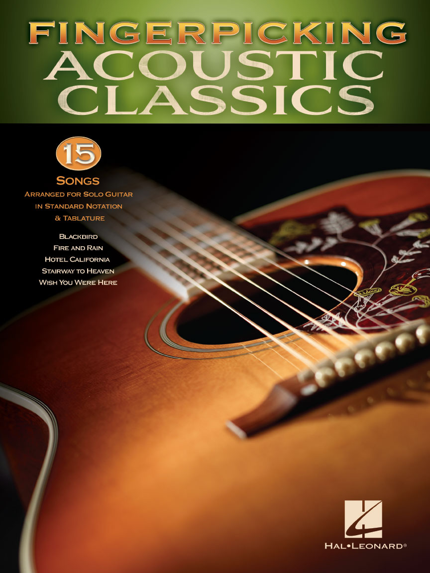 Product Cover for Fingerpicking Acoustic Classics