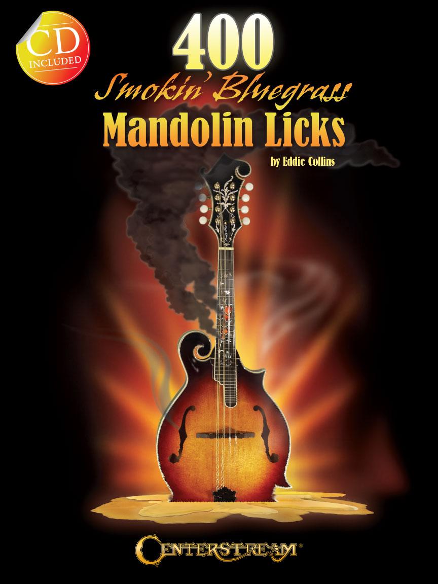 Product Cover for 400 Smokin' Bluegrass Mandolin Licks