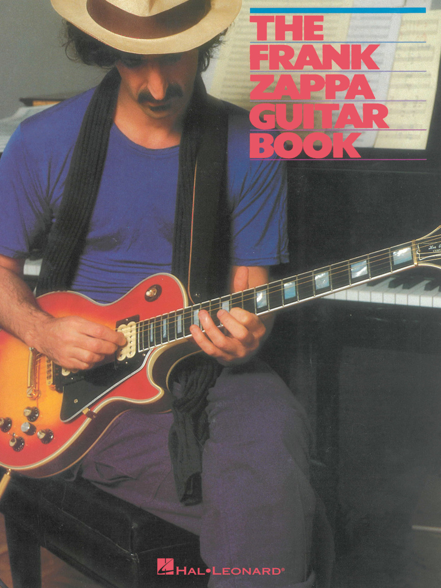 Product Cover for The Frank Zappa Guitar Book