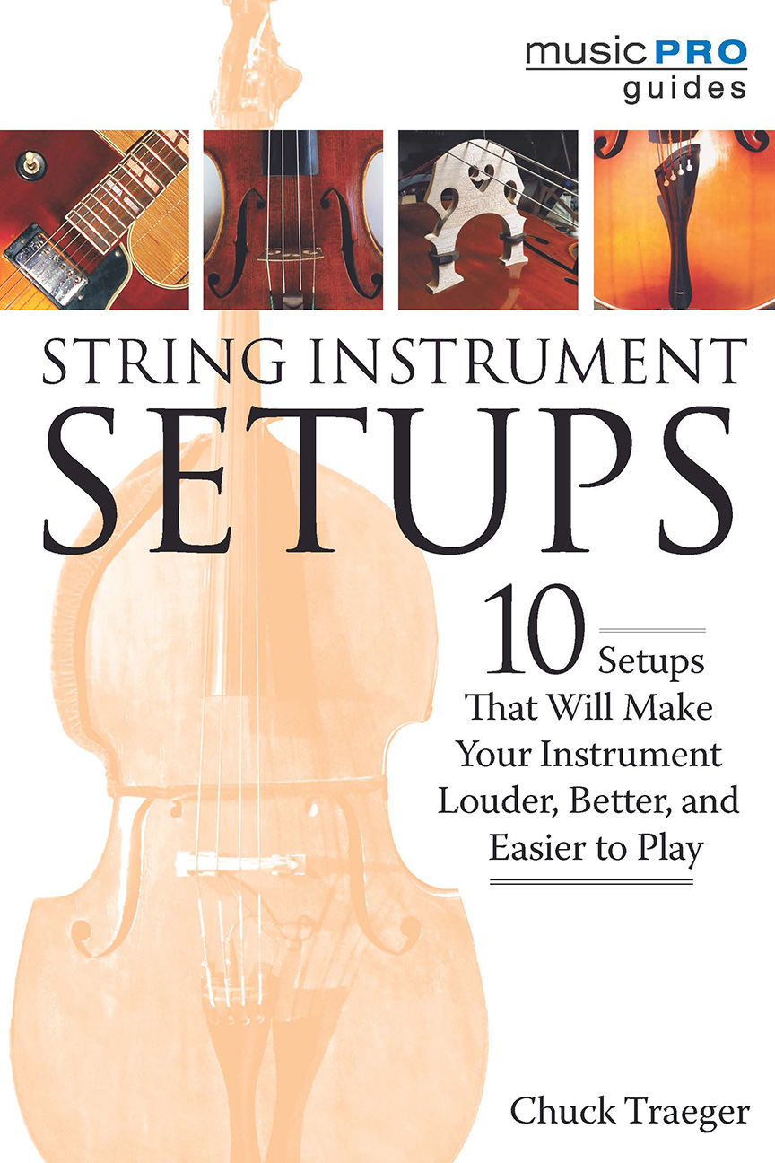 Product Cover for String Instrument Setups