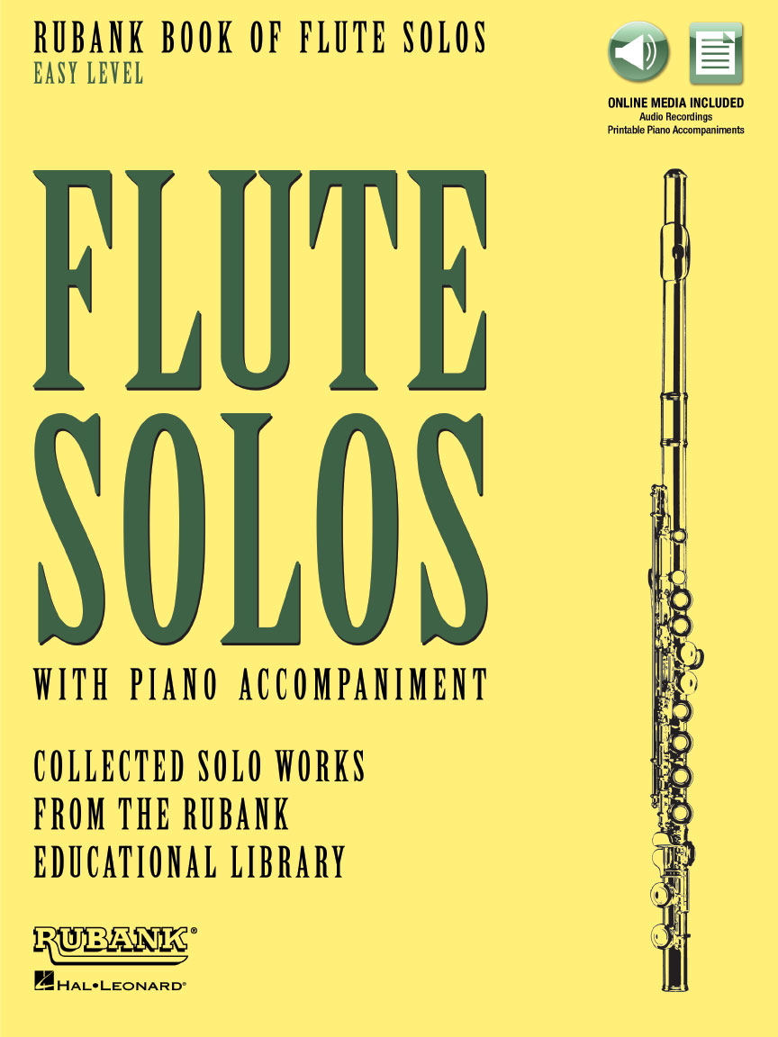 Rubank Book of Flute Solos – Easy Level