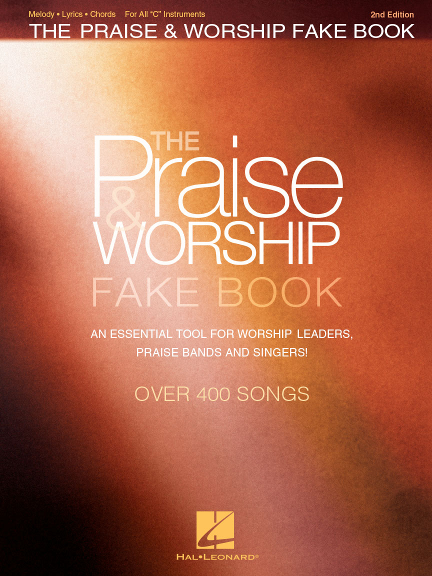 Product Cover for The Praise & Worship Fake Book – 2nd Edition
