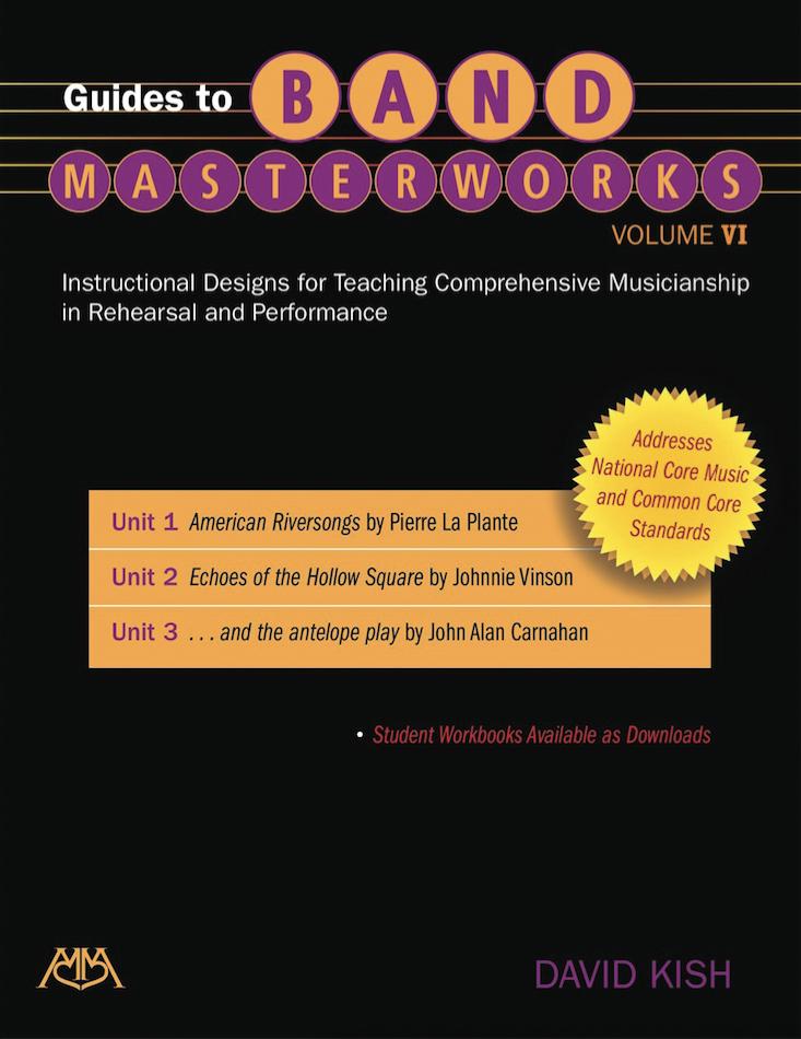 Guides to Band Masterworks – Volume VI