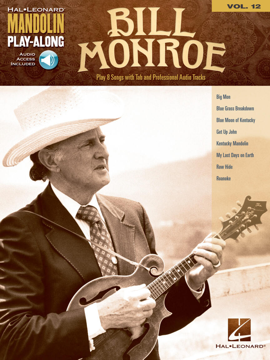 Product Cover for Bill Monroe