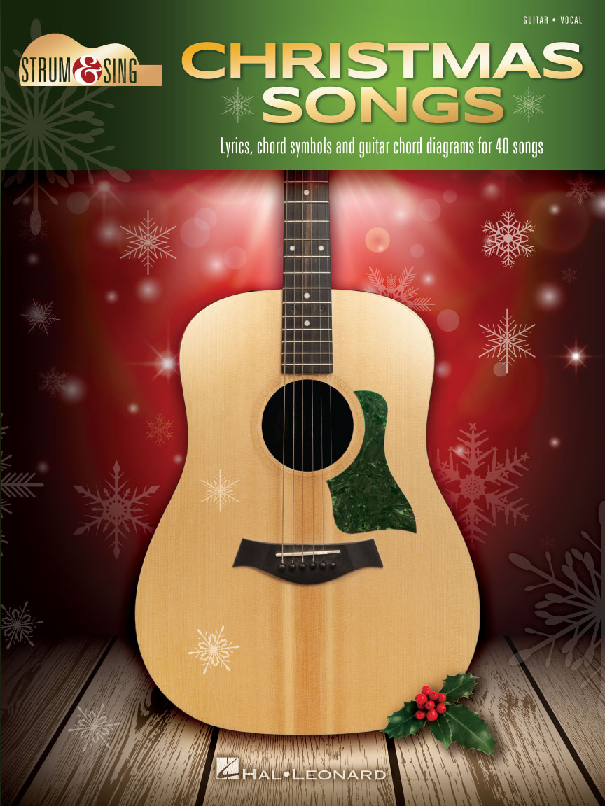 Product Cover for Christmas Songs – Strum & Sing Guitar
