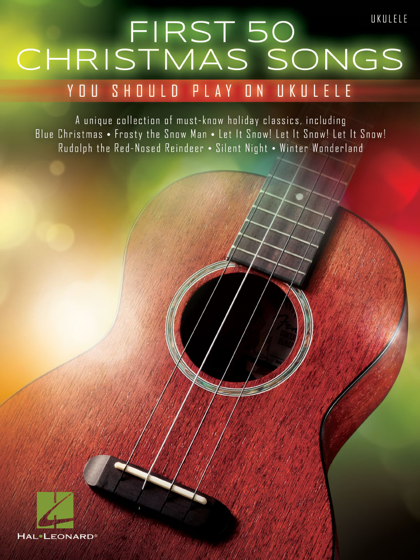 Product Cover for First 50 Christmas Songs You Should Play on Ukulele