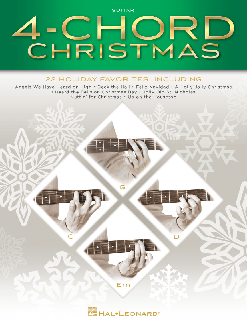 Product Cover for 4-Chord Christmas