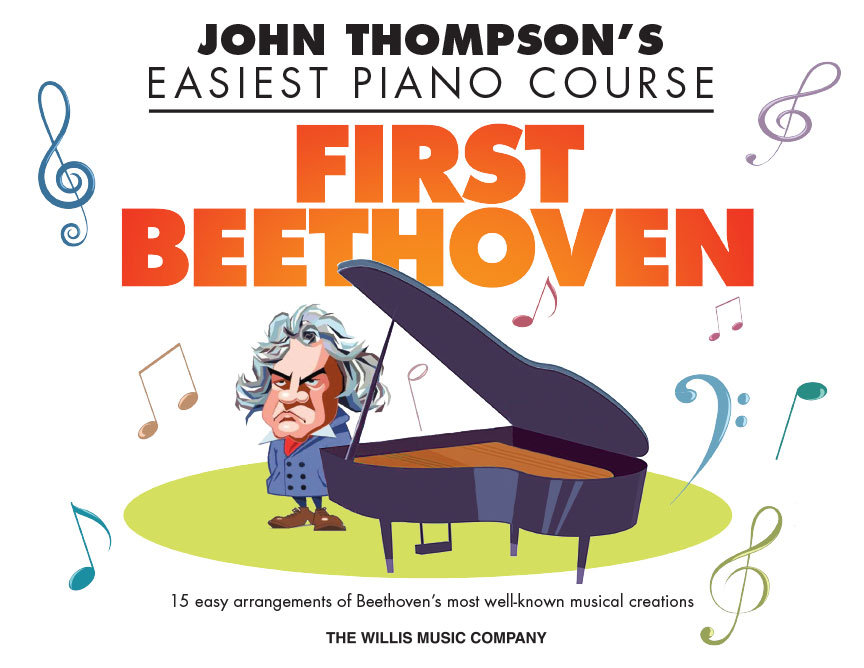 Product Cover for First Beethoven