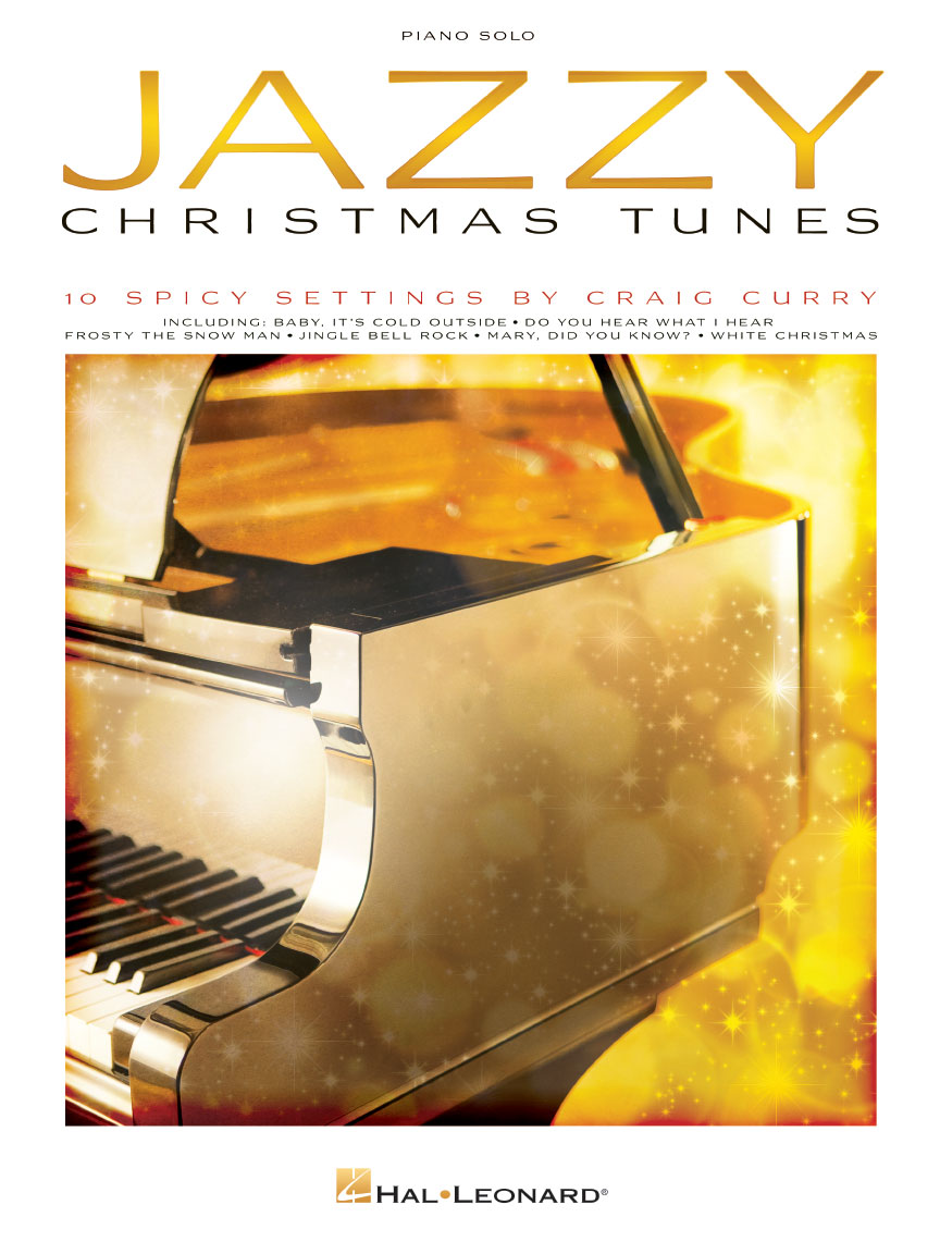 Product Cover for Jazzy Christmas Tunes