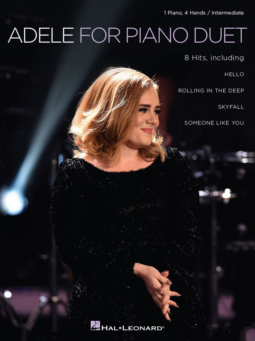Product Cover for Adele for Piano Duet