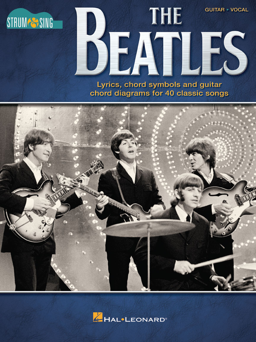 Product Cover for The Beatles – Strum & Sing Guitar