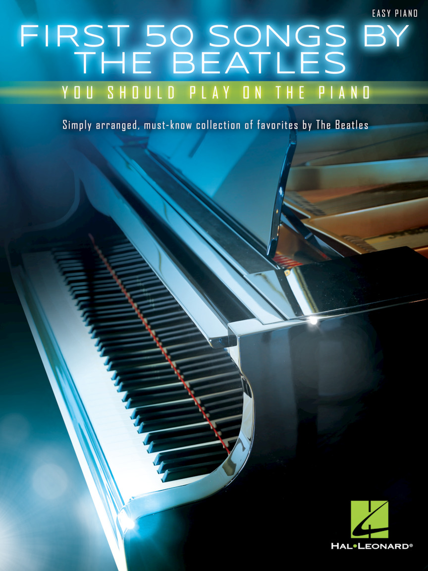Product Cover for First 50 Songs by the Beatles You Should Play on the Piano