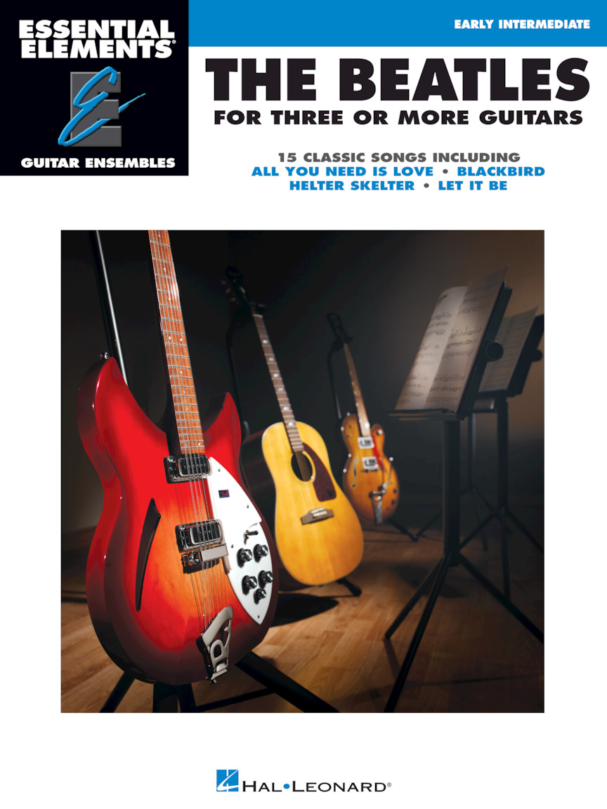 Product Cover for The Beatles for 3 or More Guitars