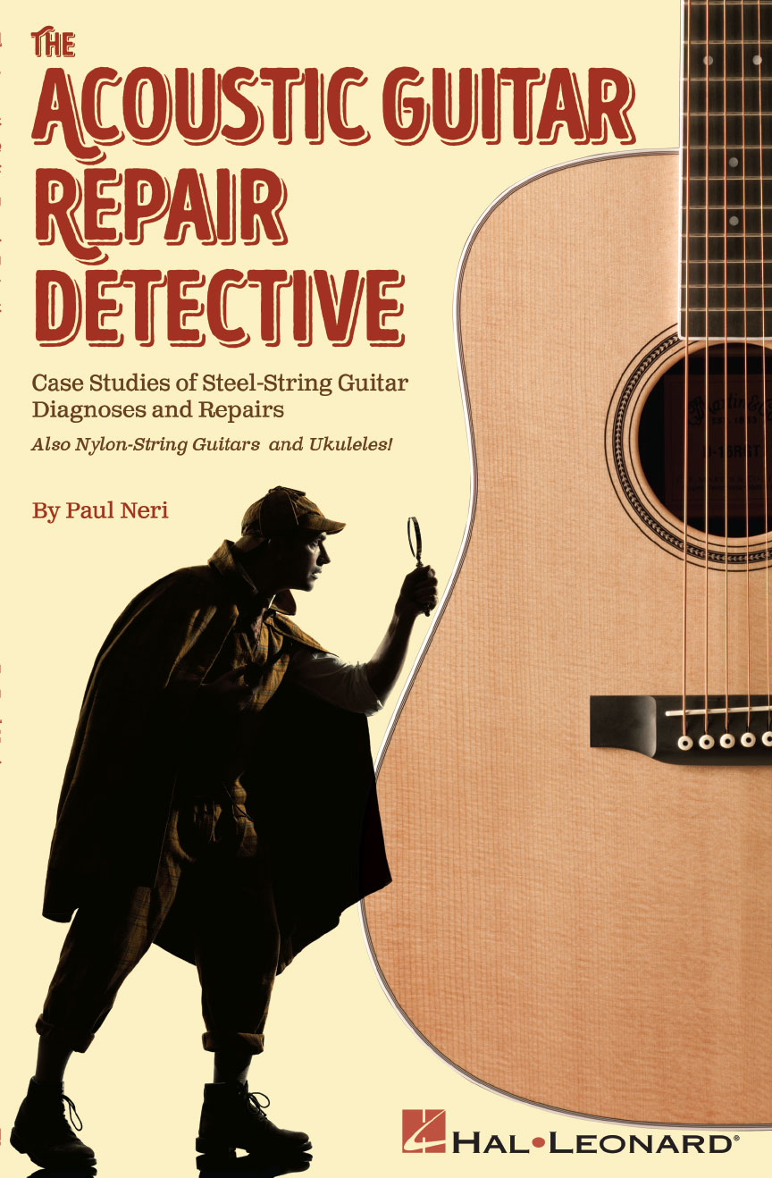 Product Cover for The Acoustic Guitar Repair Detective
